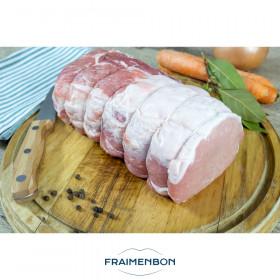 Rôti de porc échine (Fr)