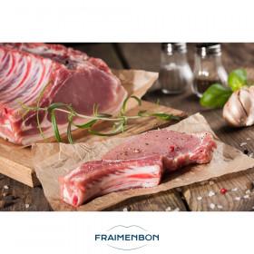 Côte de porc filet (Fr)