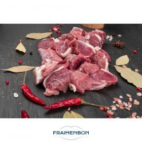 Sauté d'agneau sans os (Fr)