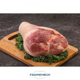 Jarret de porc demi-sel (Fr)