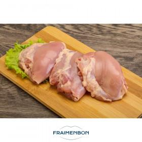 Haut de cuisse de poulet désossé (Fr)
