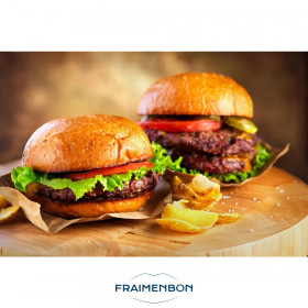 Le kit hamburger maison