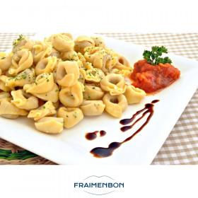 Tortellini au jambon cru italien