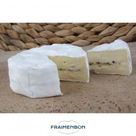 Camembert au lait de bufflone à la truffe