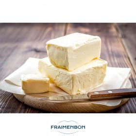 Beurre d'Isigny AOP baratte