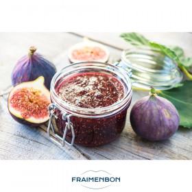 Confiture de figue violette artisanale