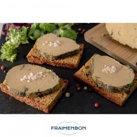 Foie gras de canard mi-cuit IGP Périgord