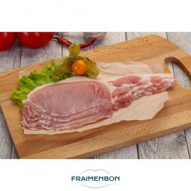 Bacon à la coupe