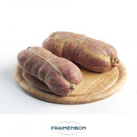 Saucisson Lyonnais à cuire