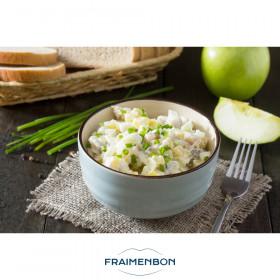 Salade de pommes de terres aux harengs