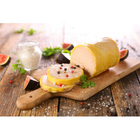 Foie gras de canard entier Bulgarie