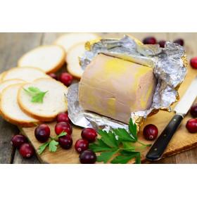 Foie gras d'oie mi-cuit IGP Périgord