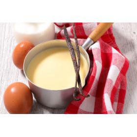 Crème anglaise vanille Bourbon