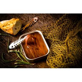Anchois Cantabrique à l'huile d'olive