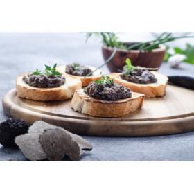 Sauce champignons à la truffe Magnatum