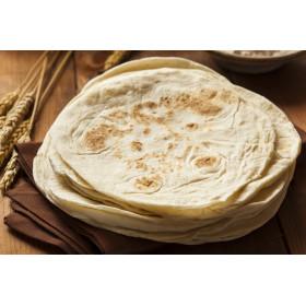 Tortilla au blé dur