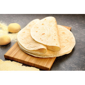 Tortilla wraps nature