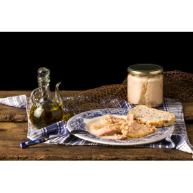 Ventrèche de thon à l'huile d'olive