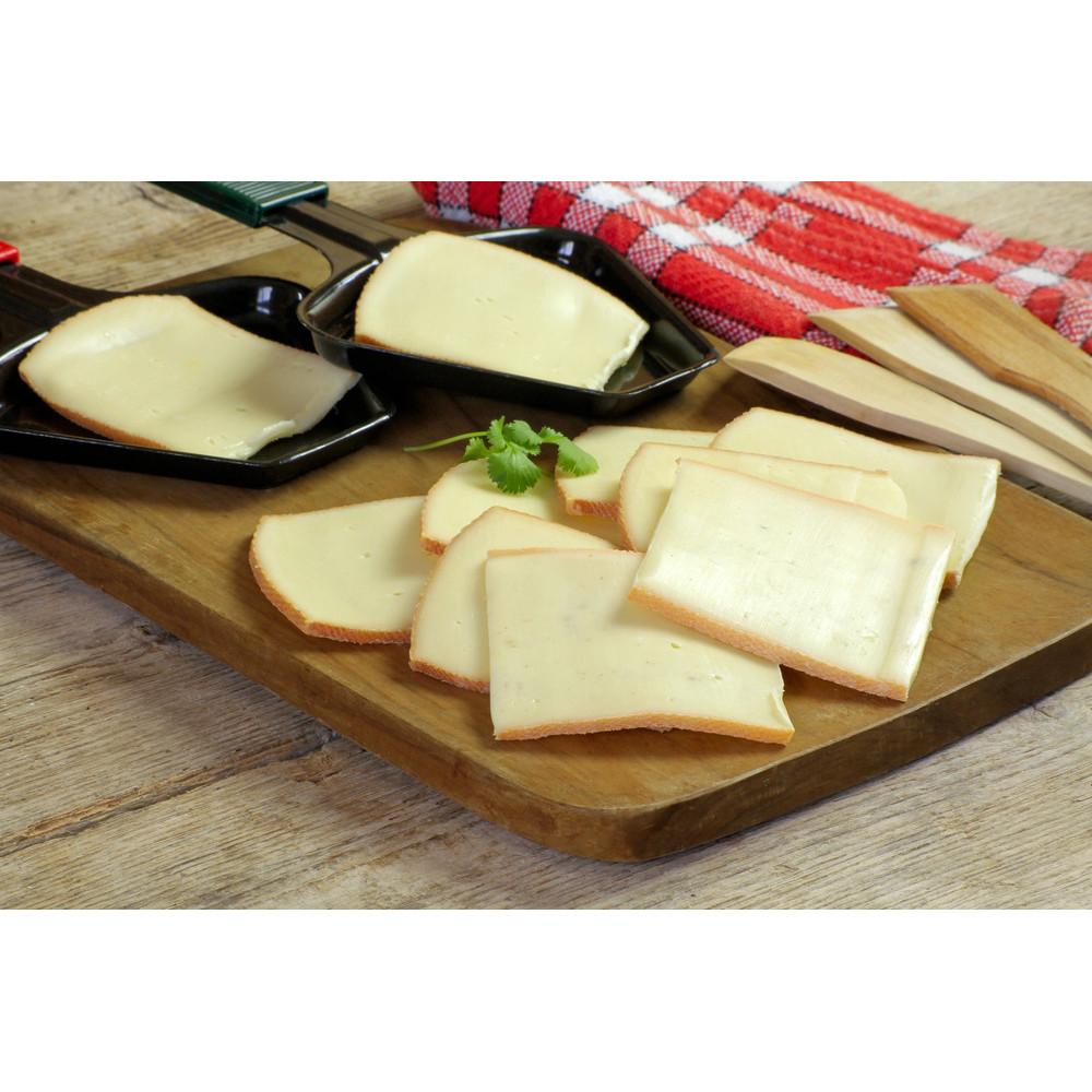 Raclette de Savoie au lait cru