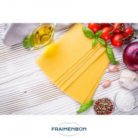 Pâtes fraîches lasagne