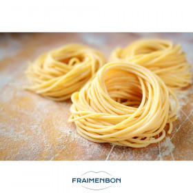 Pâtes fraîches spaghetti