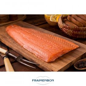 Queue de saumon